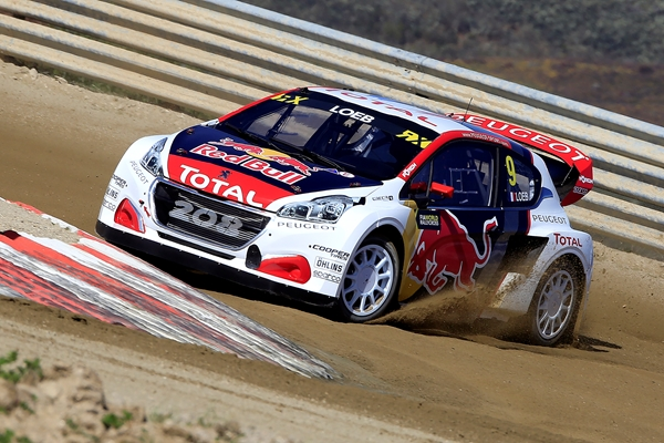 The Lions off to South Africa for the PEUGEOT 208 WRXs' swansong appearance of 2017